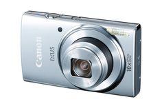 """Canon Ixus 155 Appareil photo numérique compact 20 Mpix Écran LCD 2,7"""" Zoom optique 10X Argent: Amazon.fr: Photo & Caméscopes"""