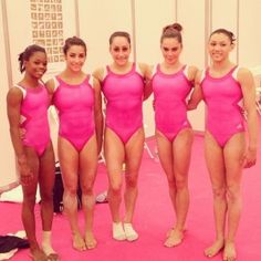 2012 USA Gymnastic Team