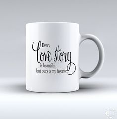 Sell Valentine Always Love You  Love Story White Mug