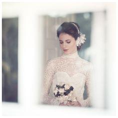 """{Moda} Editorial Colher de Chá Noivas – """"A handmade bride"""" #colherdechanoivas"""