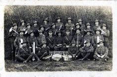 9th Battalion Band, A.I.F. 1917