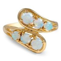 Victorian Opal Vintage Ring | Ula | Brilliant Earth