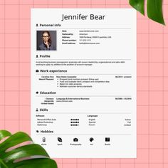A resume that gets noticed is a resume that lands interviews. Choose from over 50 designer resume templates and create a resume that shows your personality. Are you a student, nurse, or an engineer? We have a career-specific template for everyone. Template Cv, Simple Resume Template, Resume Design Template, Creative Resume Templates, Resume Templates For Students, Free Design Templates, Free Resume Templates Word, Creative Resume Design, Infographic Resume Template