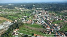 A Terceira Dimensão - Fotografia Aérea: Vale de Açores