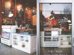 Salt and Straw ice cream, Portland