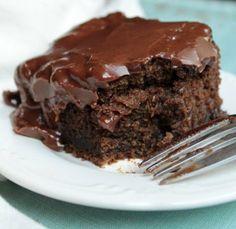 Ms. Donna's Buttermilk Chocolate Cake recipe.