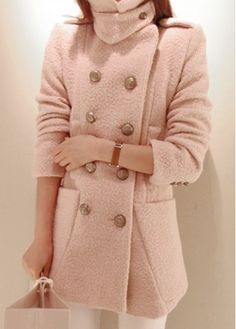 Amazing Double Breasted Shirred Waist Apricot Trench Coats on sale only US$31.01 now, buy cheap Amazing Double Breasted Shirred Waist Apricot Trench Coats at martofchina.com