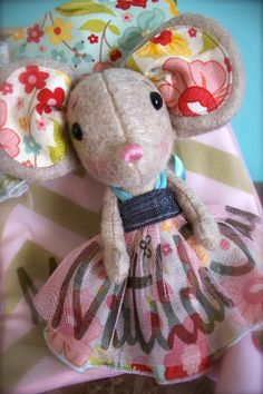 miss mousie by veruca couture www.hyenacart.com/verucacouture