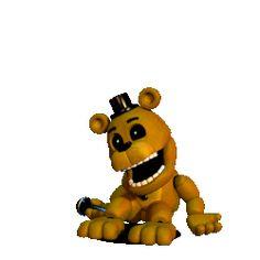 Adventure Golden Freddy | Five Nights at Freddy's World Wikia | Fandom powered by Wikia
