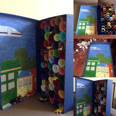 #estacionamiento #dibujo #carton #niños #carritos