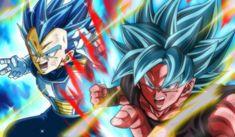 Goku E Vegeta, Dbz, Son Goku, Dragon Ball Z, John Rick, Goku Pics, Gogeta And Vegito, Goku Wallpaper, Super Movie