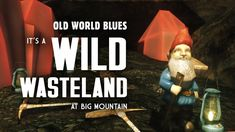 Old World Blues 6: It's a Wild Wasteland at Big Mountain - Fallout New V...