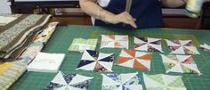 Update on the Easy Pinwheels - Missouri Star Quilt Co. formula chart for pinwheels!