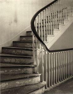 Maria Levitsky, Staircase, 2004
