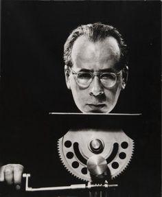 Autoportrait 1950 Philippe Halsman Archives Philippe Halsman. © 2015 Philippe Halsman Archive / Magnum Photos