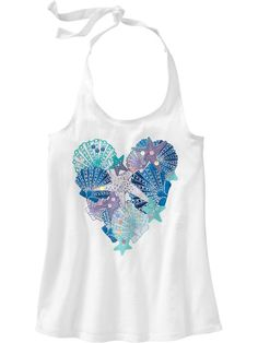 Old Navy | Girls Embellished Halter Tops