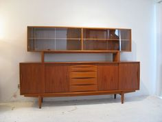 Los Angeles: Mid Century Modern Credenza made in Denmark $2700 - http://furnishlyst.com/listings/964511
