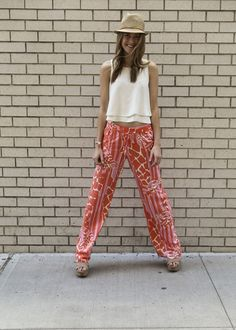 fcb383c7eb Lilly Pulitzer for Target is cute as can be! Pair these colorful Lilly pants  with
