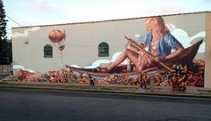 Fintan Magee-Painting