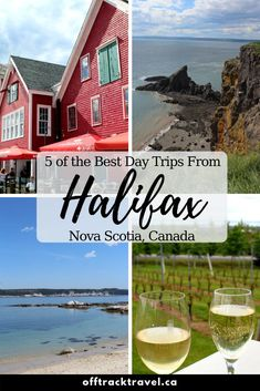 The capital of Nova Scotia, Halifax, has enough museums, parks and patio restaurants to keep any visitor busy for weeks. However, the surrounding area has too much on offer to miss! East Coast Travel, East Coast Road Trip, Halifax Canada, Pei Canada, Canada Trip, Canada Eh, Montreal Canada, Quebec, East Coast Canada