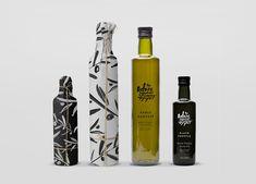 Emballage sur mesure pour l'huile d'olive #packaging #inspiration