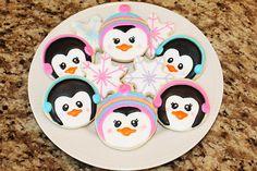 penguin cookies - Google Search