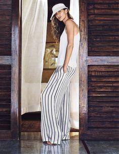 Gisele Bundchen Brings the Heat for H&M Swimwear 14 Ads