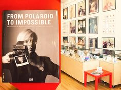 Polaroid book by hatje cantz