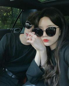 Jungkook x Yeri Korean Girl Ulzzang, Couple Ulzzang, Mode Ulzzang, Cute Relationship Goals, Cute Relationships, Couple Goals Cuddling, Korean Couple, Photo Couple, Couple Aesthetic