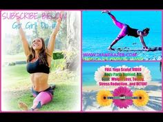 Yoga Sculpt Video for Weight Loss, Muscle Tone, Energy & Less Stress - YouTube