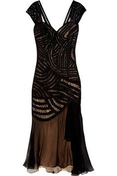 Fashion Choice Of 1920s Style Party Dresses - Ocodea.com 2017