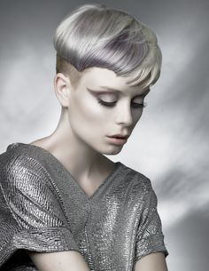 Wella Professional's 2012 Trend Vision Finalist COLOR: Paul Awh