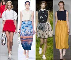 Skirt Fashion Trends Spring-Summer 2016