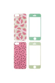 2 pk phone decals 5, WATERMELONS
