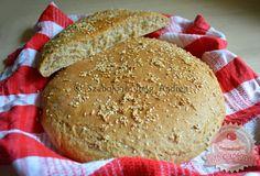 Marokkói kenyér Yeast Bread, Garlic Bread, Breads, Food, Bread Rolls, Yeast Bread Recipes, Essen, Bread, Meals