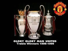 Manchester United Treble Winners 1998-1999 photo