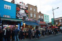 Diário de viagem Inglaterra | Blog Helena Mattos | Camden Town