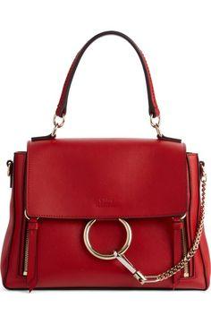 Red #Chloe #handbag