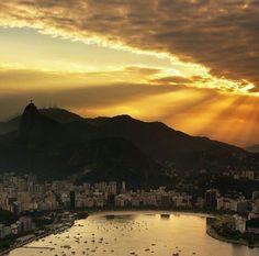Rio de Janeiro From @shorenart on weheartit.com