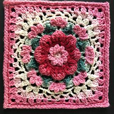 Ravelry: RaponsieLief's Cottage Rose Darling Dahlia