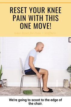 Sciatic Pain, Sciatic Nerve, Nerve Pain, Yoga, Tooth Nerve, Knee Pain Exercises, Knee Stretches, Chiropractic Treatment, Health Fitness