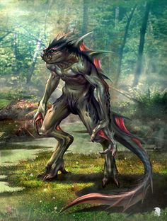 Creature test 4 by Mikeypetrov on DeviantArt