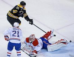 Bruins defeat Canadiens in Game 5 - The Boston Globe
