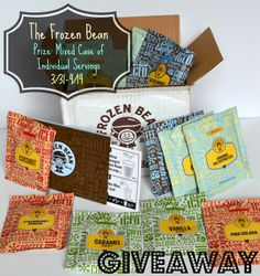 New Age Mama: The Frozen Bean #Giveaway