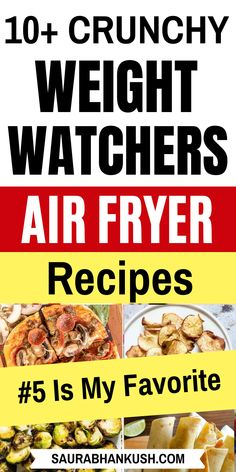 Weight Watchers Air Fryer Recipes with Points? Who want 10 Healthy Weight watchers Air Fryer Freestyle recipes list which has Weight watchers Meals, Weight watchers Chicken, Weight watchers Desserts & Weight watchers Fries. Weight Watchers Desserts, Weight Watcher Dinners, Weight Watchers Snacks, Weight Watchers Chicken, Air Fryer Recipes Breakfast, Air Fryer Oven Recipes, Air Fryer Dinner Recipes, Breakfast Ideas, Ww Recipes
