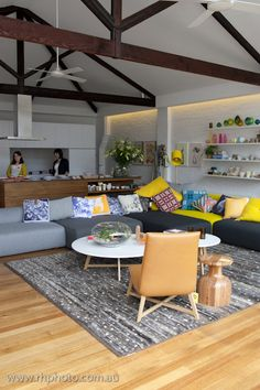Pop-Up Cafe @ Design Files Open Home, Melbourne