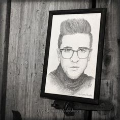 @barone_piero from Russia with love ;) #ilvoloart  #ilvolovers  #lifepieroinpictures  #art  #graphics  #painting  #drawing  #piero_barone  #sanremograndeamore  #sketch