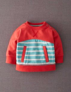 Cosy Hotchpotch Top 71285 Tops & T-shirts at Boden Baby Outfits, Cute Outfits For Kids, Toddler Outfits, Baby Boy Fashion, Toddler Fashion, Kids Fashion, Babies Fashion, Twin Baby Boys, Girl Toddler