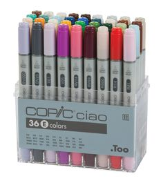 Copic Ciao Twin Tip Marker Pen R00 Pinkish White