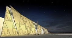 heneghan peng architects - The Grand Egyptian Museum